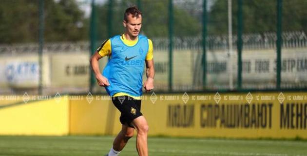 """""""Кайрат"""" включил новичка с опытом игры в еврокубках в заявку на Лигу Европы"""