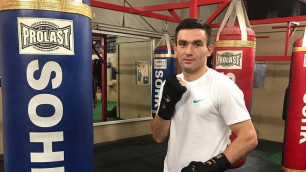 Казахстанские проспекты получили титульные бои в вечере бокса Бобиржана Моминова