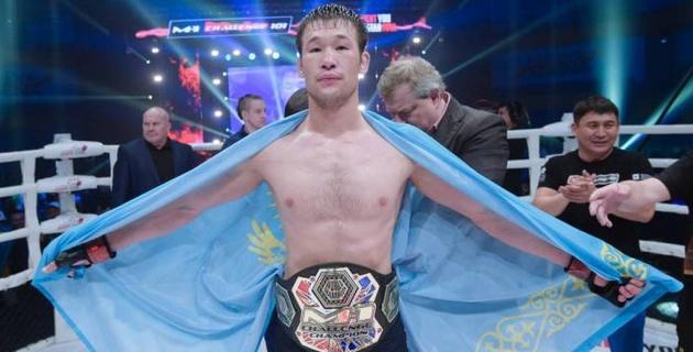 Казахстанский боец Рахмонов дебютирует в UFC в карде боя Нурмагомедов - Гэтжи