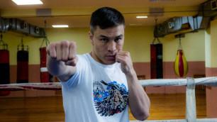Джукембаев может провести бой против узбекского нокаутера в США