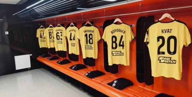Исламбек Куат попал в стартовый состав на дебютный матч за новый клуб