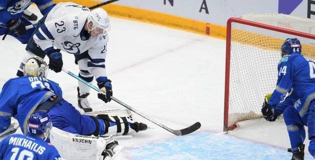 """""""Барыс"""" упустил преимущество в две шайбы и потерпел первое домашнее поражение в сезоне КХЛ"""
