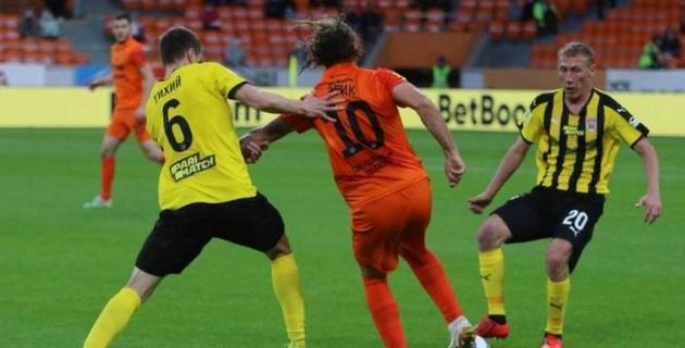 Исламбек Куат дебютировал за клуб российской премьер-лиги с поражения
