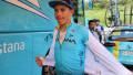"""Капитан """"Астаны"""" остался на шестом месте общего зачета """"Тур де Франс"""" после 14-го этапа"""