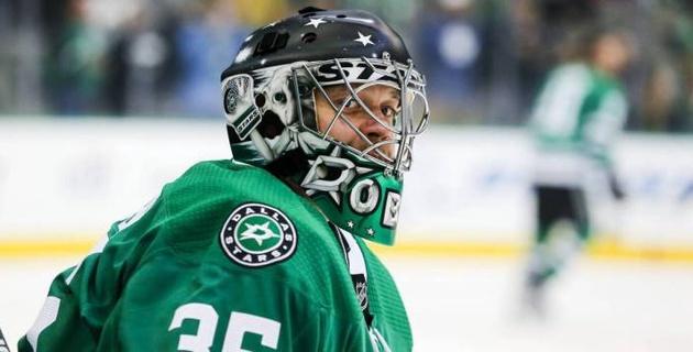 Уроженец Казахстана помог клубу победить в серии плей-офф НХЛ и стал первой звездой матча