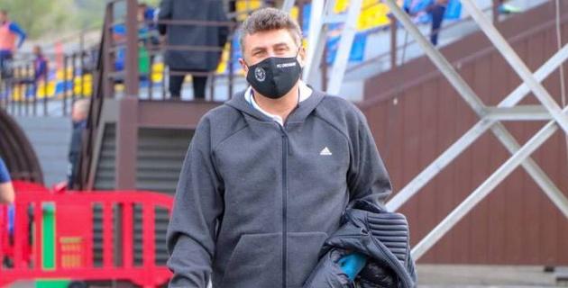 """Тренер """"Ордабасы"""" отреагировал на поражение от """"Астаны"""" в восьмом туре КПЛ"""