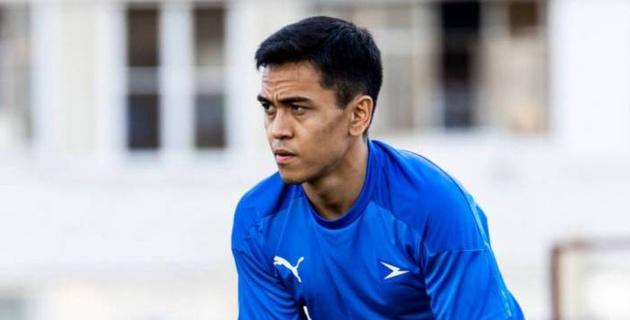 Казахстанский футболист одержал первую победу в составе российского клуба