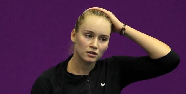 Рыбакина обыграла первую ракетку России на старте турнира в Риме