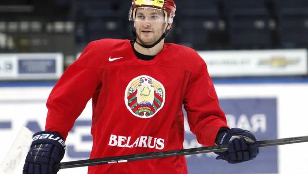 Форвард с опытом игры за сборную и в КХЛ перешел в казахстанский клуб