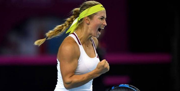 Юлия Путинцева вышла во второй круг турнира WTA в Риме