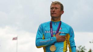 Четыре Олимпиады и фантастический финиш в Лондоне. Олимпийский чемпион Александр Винокуров отмечает день рождения