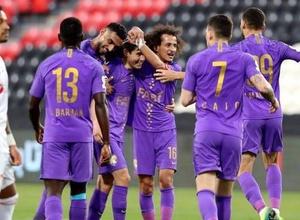 Исламхана номинировали на звание игрока недели в Лиге чемпионов