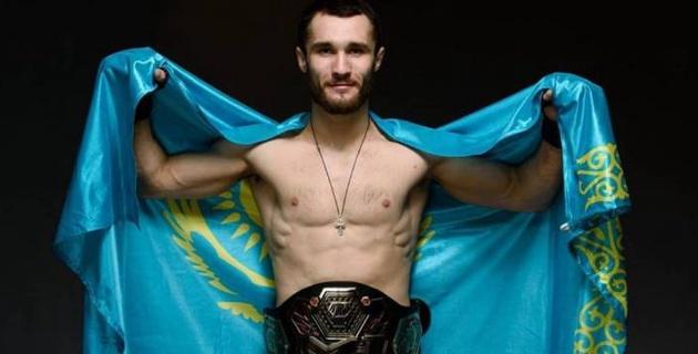 Казахстанский боец ответил на заявление брата Хабиба по дебютному бою в UFC