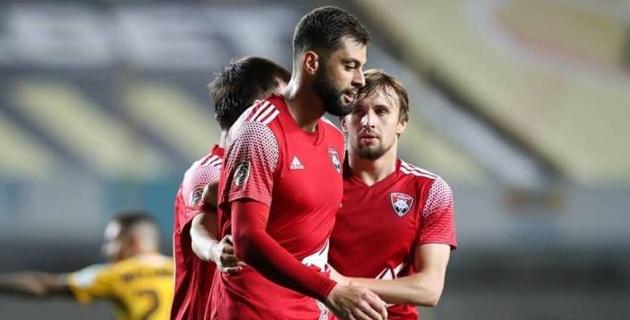 """""""Кайсар"""" назвал состав на дебютный матч в Лиге Европы"""