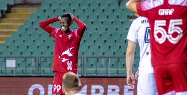 """""""Кайсар"""" пропустил четыре мяча в дебютном матче и вылетел из Лиги Европы"""