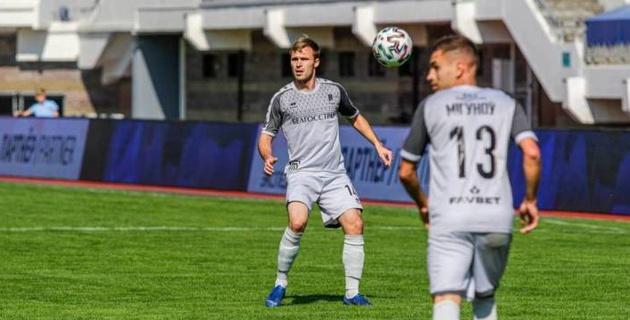 Казахстанский футболист оформил дубль и помог белорусскому клубу разгромить аутсайдера