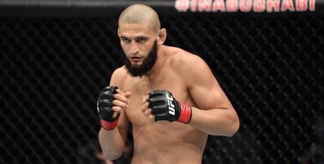 Чеченский боец установил рекорд UFC
