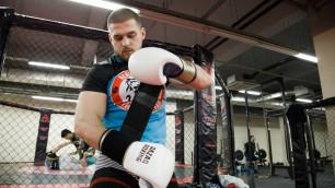 Казахстанский боец после победы на турнире в России бросил вызов обидчику Александра Емельяненко