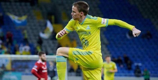 В Казахстане сменился самый дорогой футболист