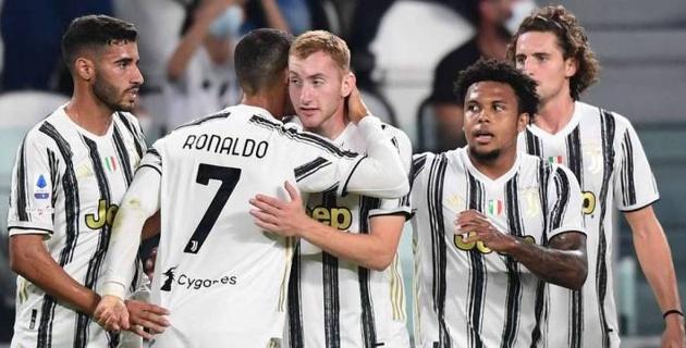 """Роналду помог """"Ювентусу"""" стартовать с крупной победы в чемпионате Италии"""