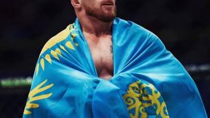Стал известен гонорар казахстанского бойца за победу на турнире ACA 111