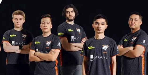 Virtus.pro с казахстанцами в составе вернулся в топ-30 мирового рейтинга по CS:GO