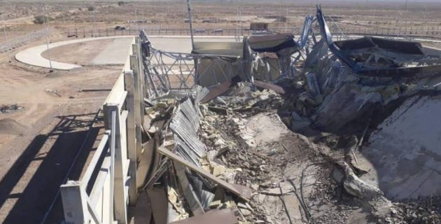 В Алматинской области рухнул спорткомплекс за 1,1 миллиарда. Названа возможная причина