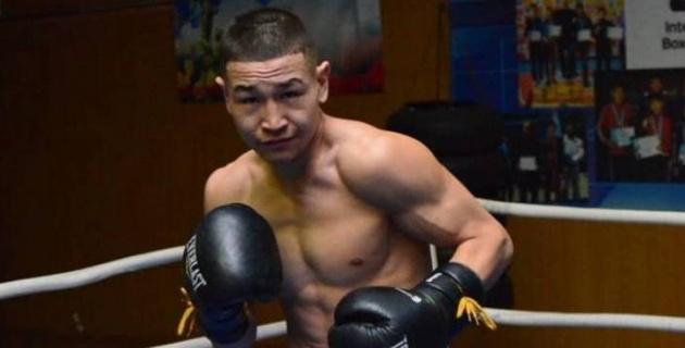 Непобежденный казахстанец одержал десятую победу на профи-ринге