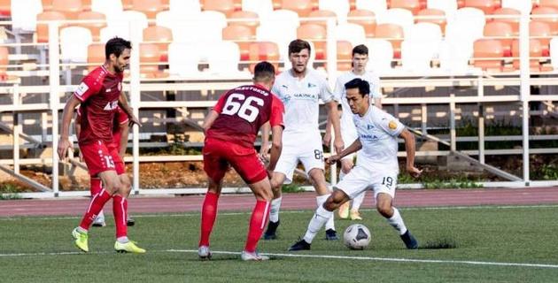 Казахстанский футболист отдал первый ассист за российский клуб и принес третью победу подряд
