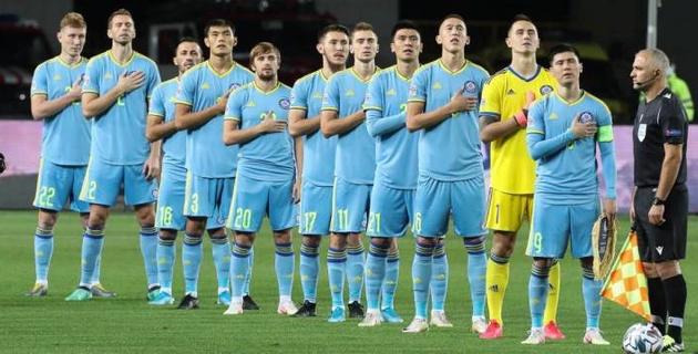 Стало известно, допустят ли болельщиков на ближайший матч сборной Казахстана в Лиге наций