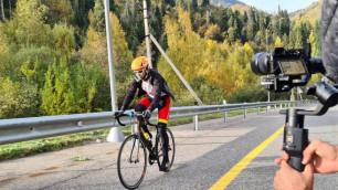 """Как Контадор. Казахстанец Нияз Джанзаков покорил невероятно сложный челлендж """"Эверестинг"""" и вошел в Зал славы"""