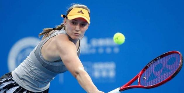 Рыбакина отомстила за Дияс и вышла в финал турнира WTA в Страсбурге