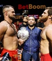Главный бой на турнире FNG с участием Куата Хамитова завершился скандалом. Его могут признать несостоявшимся