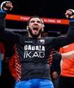 Побеждавший Куата Хамитова боец уверенно защитил чемпионский пояс FNG