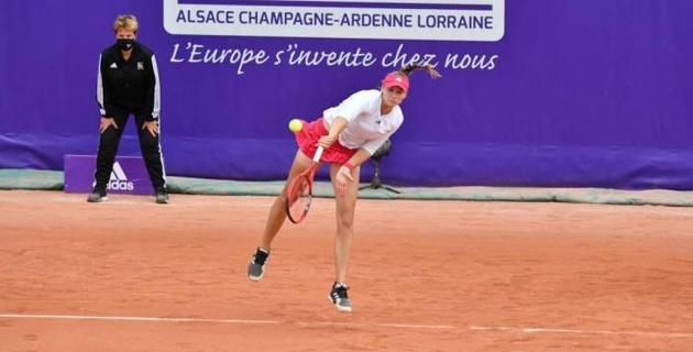 Прямая трансляция финального матча Елены Рыбакиной на турнире WTA в Страсбурге