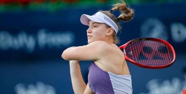 Елена Рыбакина не смогла выиграть турнир WTA в Страсбурге