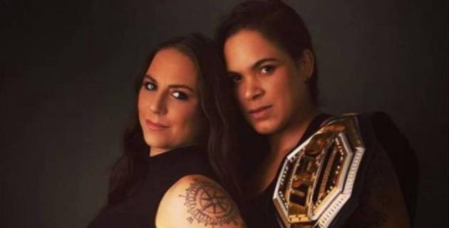 Чемпионка UFC Аманда Нуньес и ее жена завели ребенка