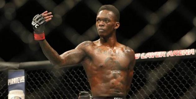 Нигериец забил бразильца и защитил титул чемпиона в главном поединке UFC