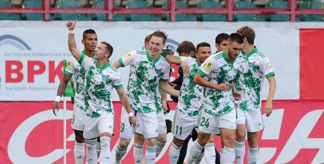 Футболист сборной Казахстана помог клубу РПЛ одержать пятую победу в сезоне