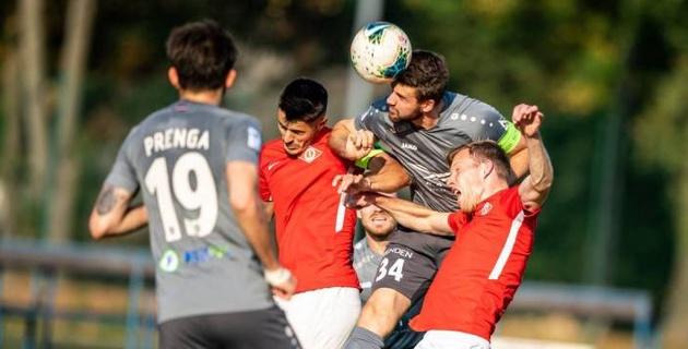 Казахстанский футболист дебютировал за новый клуб матчем против чемпиона