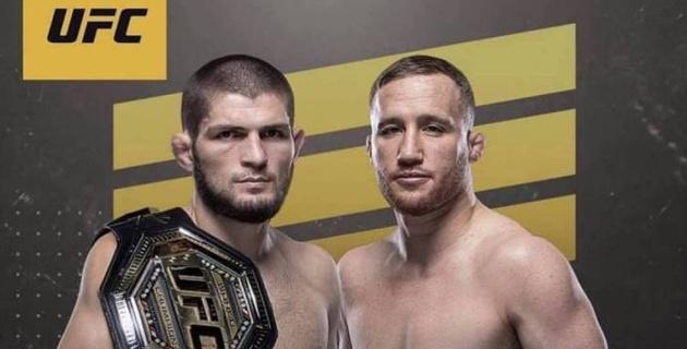 """""""Самый опасный вызов"""". UFC представил видеоанонс боя Хабиб - Гэтжи"""