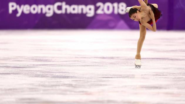 Элизабет Турсынбаева отказалась от участия в Гран-при