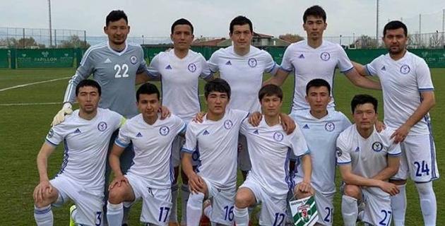 Бывший участник переходных матчей потерпел первое поражение в первой лиге Казахстана