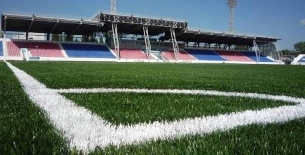 Стадион в Павлодаре после реконструкции примет матчи первой лиги