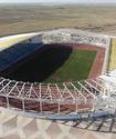Под матчи УЕФА и ФИФА? В КФФ рассказали о перспективах нового стадиона в Туркестане и его лицензировании
