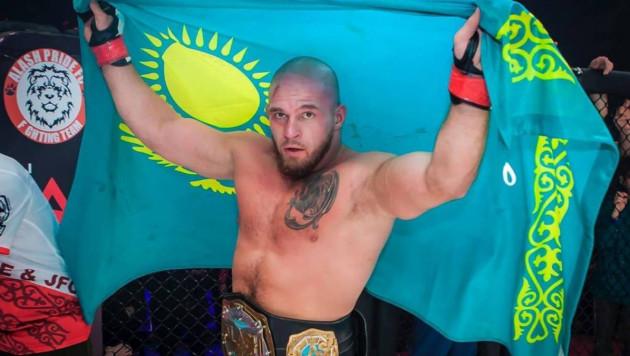 Казахстанский боец ММА и обидчик Емельяненко договорились о бое