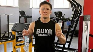 Жумагулов объявил о подписании контракта на второй бой в UFC