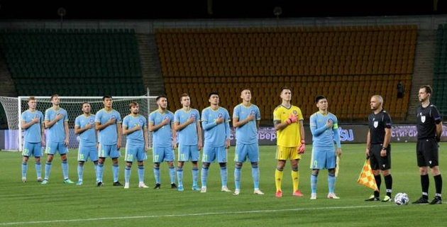 Новые лица. Сборная Казахстана по футболу назвала состав на матчи с Албанией и Беларусью в Лиге наций