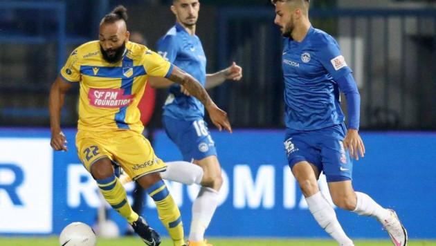 Соперники казахстанских клубов выбыли из Лиги Европы