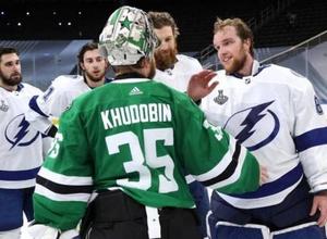 Худобин затащил команду в финал и едва не взял Кубок Стэнли. Что нужно знать о герое НХЛ из Усть-Каменогорска